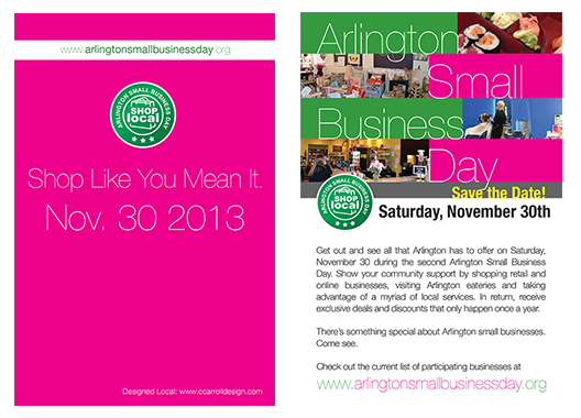Arlington Small Business Day